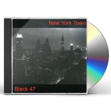 Black 47 NEW YORK TOWN CD