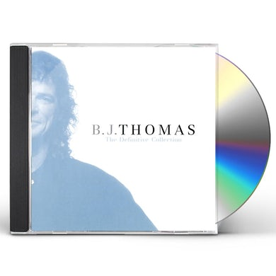 B.J. Thomas DEFINITIVE COLLECTION CD