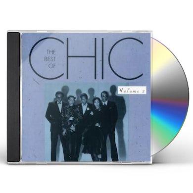 BEST OF CHIC 2 CD