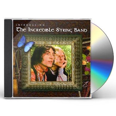 Incredible String Band INTRODUCING CD