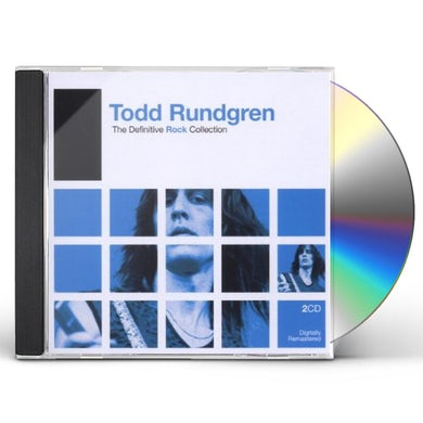 Todd Rundgren DEFINITIVE ROCK CD
