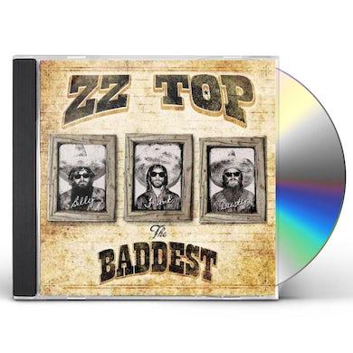 ZZ Top BADDEST CD