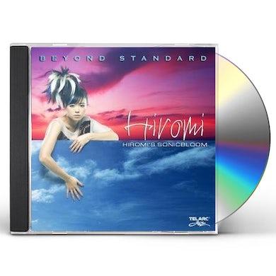 Hiromi BEYOND STANDARD CD