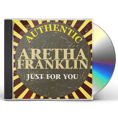 Aretha Franklin   JUST FOR YOU: EARLY HITS CD