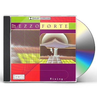 Mezzoforte RISING CD