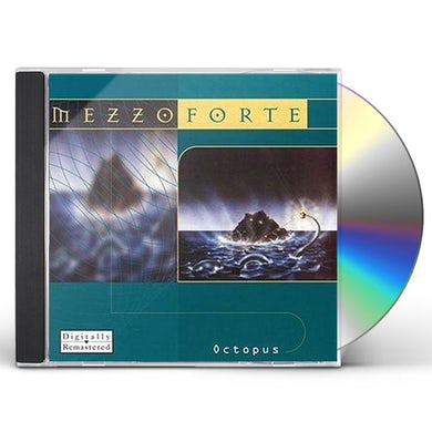 Mezzoforte OCTOPUS CD