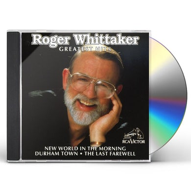Roger Whittaker GREATEST HITS CD