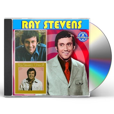 Ray Stevens EVERYTHING IS BEAUTIFUL: UNREAL CD