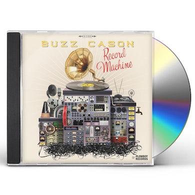 Buzz Cason RECORD MACHINE CD