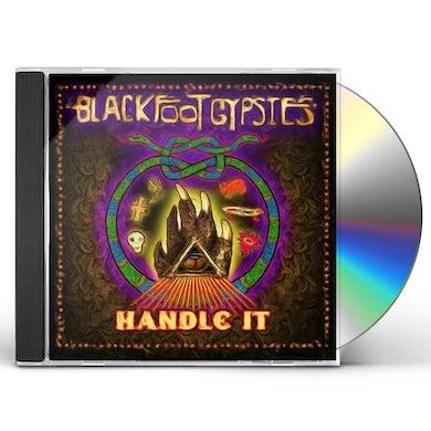 BLACKFOOT GYPSIES HANDLE IT CD