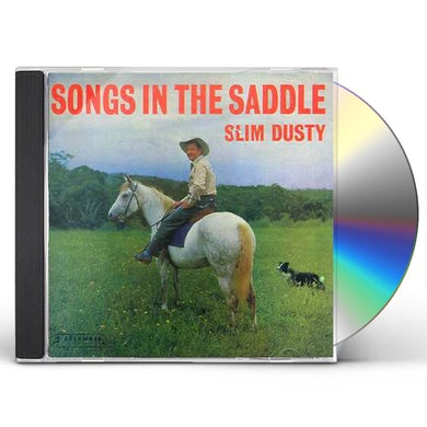 Slim Dusty SONGS IN THE SADDLE CD