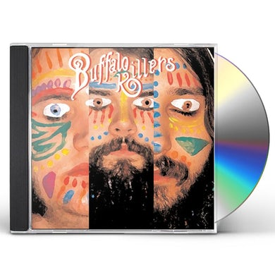 Buffalo Killers LET IT RIDE CD