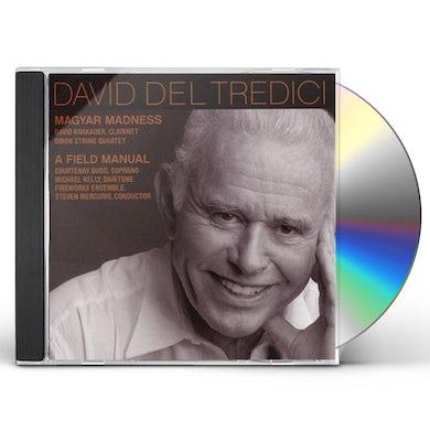 David Del Tredici TREDICI MAGYAR MADNESS CD