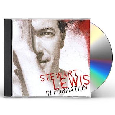 Stewart Lewis IN FORMATION CD