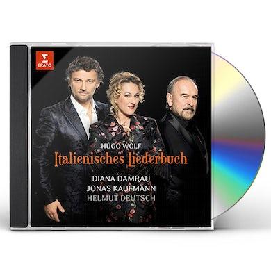 Diana Damrau WOLF: ITALIENISCHES LIEDERBUCH CD
