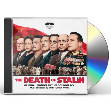 Christopher Willis THE DEATH OF STALIN / Original Soundtrack CD