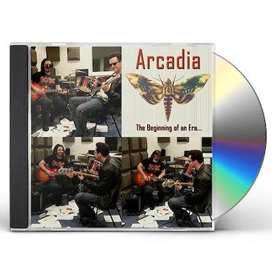 Arcadia BEGINNING OF AN ERA CD