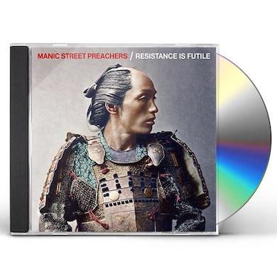 Manic Street Preachers RESISTANCE IS FUTILE CD
