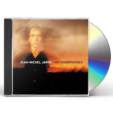 Jean-Michel Jarre METAMORPHOSES CD