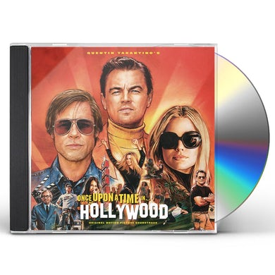 Quentin Tarantino'S Once Upon Time Hollywood / Ost QUENTIN TARANTINO'S ONCE UPON TIME HOLLYWOOD / Original Soundtrack CD
