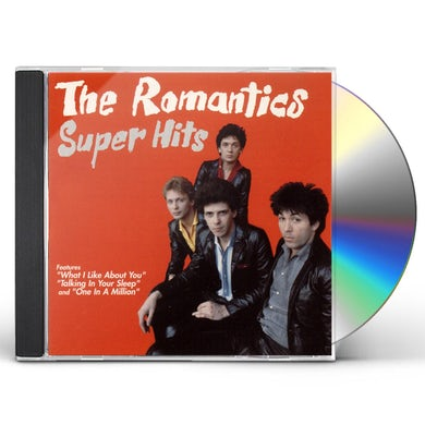 Romantics SUPER HITS CD
