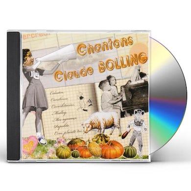 CHANTONS CLAUDE BOLLING (PARTIR DE 3 ANS) CD