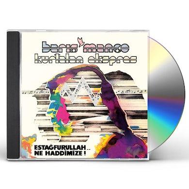 Baris Manco / Kurtalan Ekspres ESTAGFURULLAH... NE HADDIMIZE CD