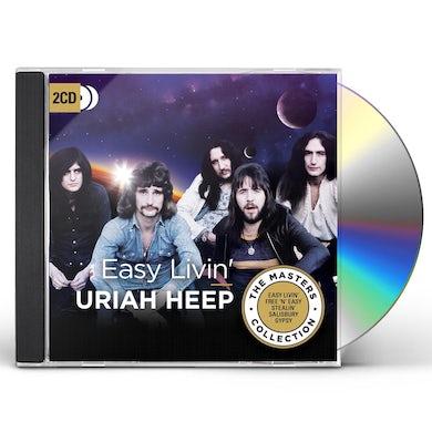 Uriah Heep EASY LIVIN' CD