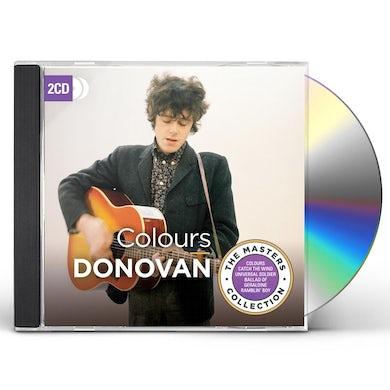 Donovan COLOURS CD