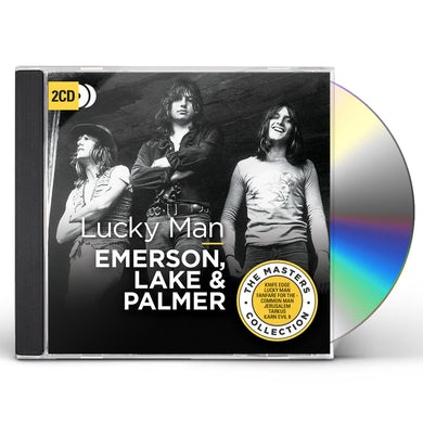 Emerson, Lake & Palmer LUCKY MAN CD