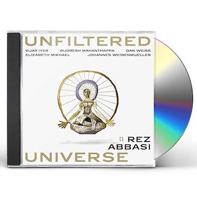 Rez Abbasi  UNFILTERED UNIVERSE CD