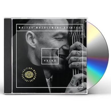 Wojtek Mazolewski POLKA (WORLDWIDE DELUXE EDITION) CD