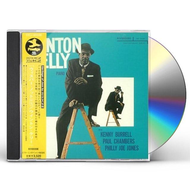 Wynton Kelly WHISPER KNOT+1 CD
