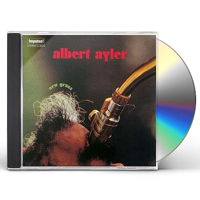 Albert Ayler NEW GRASS: LIMITED CD