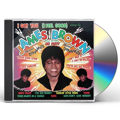 James Brown I GOT YOU (I FEEL GOOD): LIMITED CD