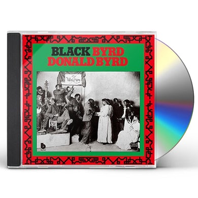 Donald Byrd BLACK BYRD CD