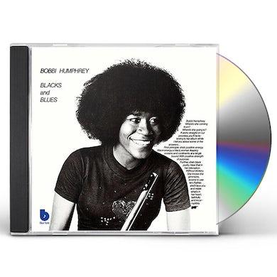 Bobbi Humphrey BLACKS & BLUES CD