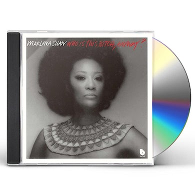 Marlena Shaw WHO IS THIS BITCH ANYWAY? CD