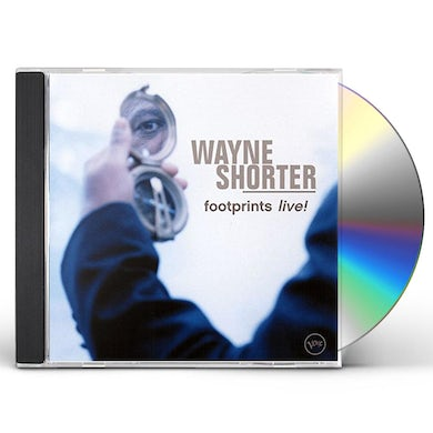 Wayne Shorter FOOTPRINTS LIVE! CD