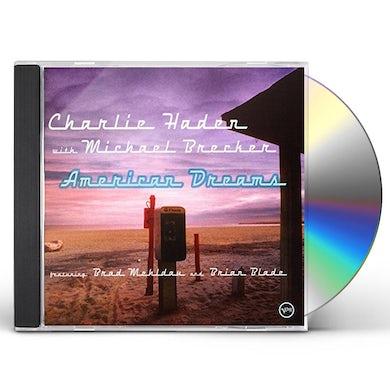 Charlie Haden AMERICAN DREAMS CD