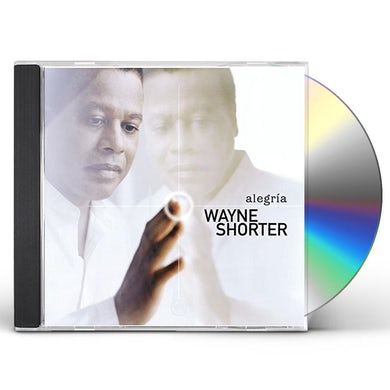 Wayne Shorter ALEGRIA CD