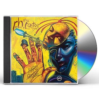 RH Factor HARD GROOVE CD