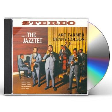 Art Farmer MEET THE JAZZTET CD
