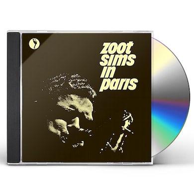 ZOOT SIMS IN PARIS CD