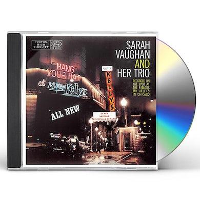 SARAH VAUGHAN AT MISTER KELLY'S CD