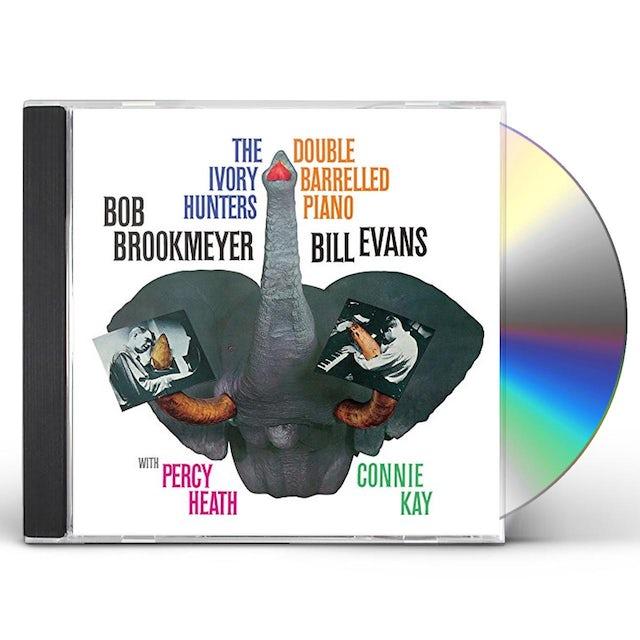 Bill Evans IVORY HUNTERS CD