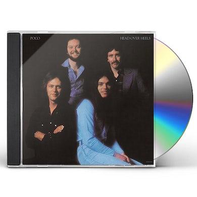 Poco HEAD OVER HEELS CD