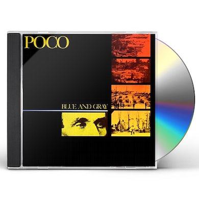 Poco BLUE & GRAY CD