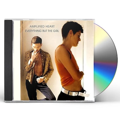 Everything But The Girl AMPLIFIED HEART CD