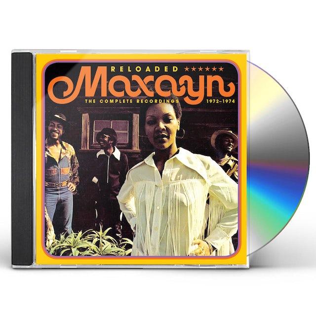 Maxayn RELOADED: COMPLETE RECORDINGS 1972-1974 CD